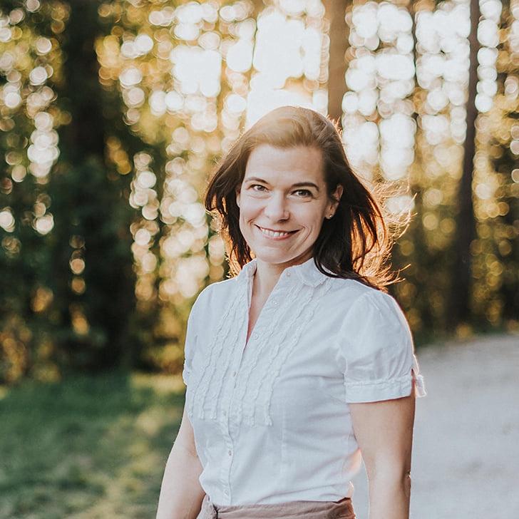 Christine Weigl arbeitet als Energetikerin in Wien. Energiearbeit