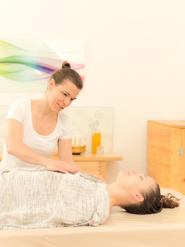 Ayurveda Massage und Behandlung in Wien