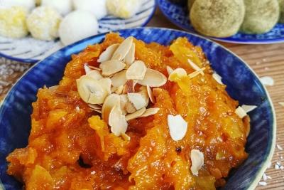 Karottenhalva